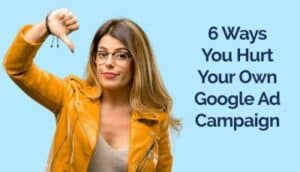 In House Google Ad Campaign